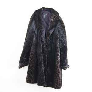 Lane Bryant | Cheetah Print Long Coat